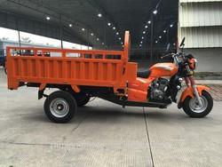 cargo 3-wheel motorcycle with 150cc 200cc 250cc engine