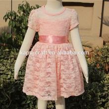 New design baby girl maxi dresshandmade baby dress china wholesale