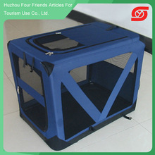 For pets care best choice nice design stable structure dog house plastic