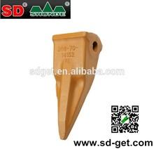 PC400 China Shandong coal adaptor excavator bucket teeth 208-70-14152TL