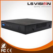 LS VISION Smart Phone 1080P 8ch CMS & APP 3G realtime NVR