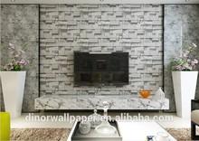 Flower Design Pvc Wallpaper 3d Wallpaper For Home Decoration