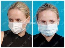 high BFE plain protection mask