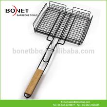 QGN0090 Korean Barbecue Net BBQ Grill Net