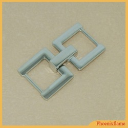 high quality metal buckle for shoes accessories