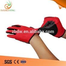 Microfiber breathful gloves motorcycle