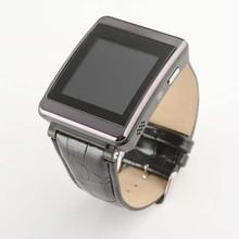 """1.55"""" Quad-band Dual SIM card GSM Bluetooth Camera Smart Watch Phone"""
