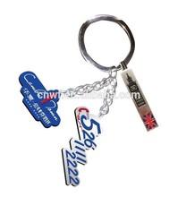 Innovation is unique design key chain/222 logo key chain
