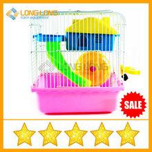 hot sale 2015 new design pet hamster cage manufacturer supplies