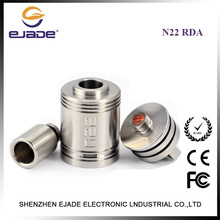 High quality newest design aris rda clone / 1:1 clone n22 rda / little boy rda