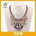 Perle bijoux, Nouvelle conception de mode steampunk bijoux collier, Personnalisé bijoux chine