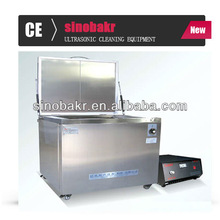 ultrasonic degassing stainless steel heated tank cleaning equipment