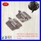 OEM nickel plated steel door hinge,stainless steel stamping furniture parts,sheet metal stamping part