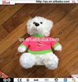 2015 atacado alta qualidade feriado lindo design em miniatura do urso de pelúcia