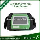 Original AUTOBOSS V30 Elite Good Auto Scanner High Quality and Good Reputation for Asian, European, American Car