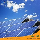 250W PV Module Poly Grid-tied Solar Energy Systems 10KW