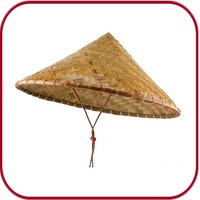 Wholesale folding promotional straw party hat PGPH-890