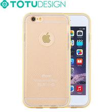 For iPhone 6 Plus case New Arrival Multi color TOTU 5.5 inch Aluminum TPU Phone Case