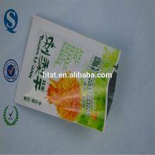 vacuum bag packaging foods
