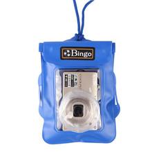 Bingo bule water proof digital camera bag