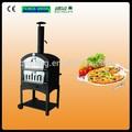 Venda quente grande forno de padaria fabrico da porcelana forno para pizza p-002b