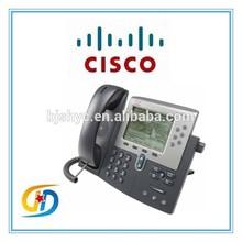 hotsale cisco ip phone CP-7962G= cordless voip phone sip