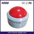 gravação de som botão com luz led para brinquedos frame da foto promocional dom