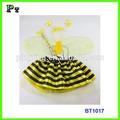 Atacado baratos amarelo adulto asas de abelhas