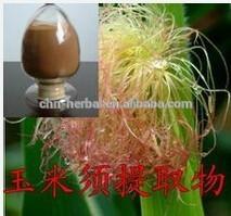 GMO Free Powder Corn Stigma Extract powder