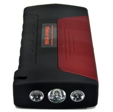 Car Jump Starter Starting Current 300A Peak Current 600A Emergency tool kit