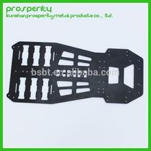 Carbon Fiber CNC Cutting, CNC Machine 3k Carbon Fiber Sheet / CNC Cut 3k Carbon Fiber Plate