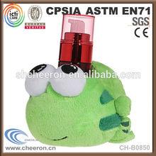 Custom plush toy holder plush animal holder