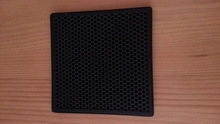 Activated carbon Hepa filter/activated carbon air filter/fine activated carbon framed filter