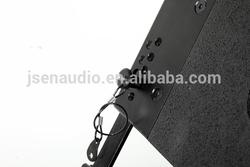 L820,double 8 inch line array cabinet,250W power,good sound,sound equipment