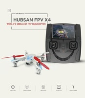 Hubsan X4 FPV H107D RC Quadcopter Remote Control Camera Helicopter 2.4Ghz 4CH RC Hobby