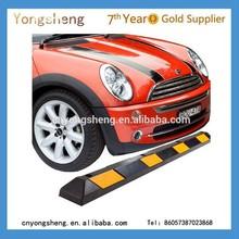Zhejiang hot sale high quality rubber wheel stop