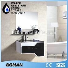 new pvc cheap bathroom cabinet ideas hangzhou