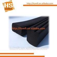 Custom produce epdm rubber edge sealing strip