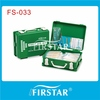 Conform to the FDA standard survival first aid kit supplies