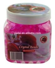Crystal Beads Air Freshener rose fragrance / Household deodorant