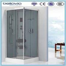 2015 new European design enclosed camp shower room