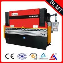 CNC hydraulic numerical control carbon steel bending machine , iron bending machine