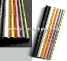 Colorful Curve Metal Rod Sticks Acrylic Nail Gel Art Tools
