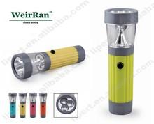 (110009) Outdoor waterproof flashlight wonderful led lighting