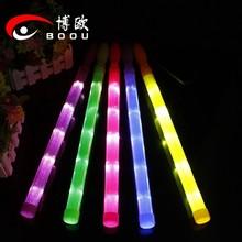 new item stick,sound control 47cm led glow stick for party favor