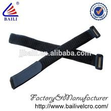 2015 Hottest Stretch high elasticity Nylon custom Velcro elastic velcro wrist band