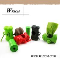 refill roll custom printed poppy poop bag company