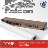 Falcon self adhesive vinyl Guangzhou suppliers