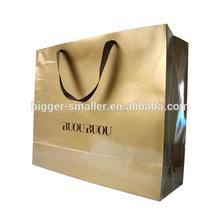 Custom Printed Paper Gift Bags fo Wholesale