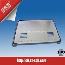High quality plastic laptop enclosure & laptop casing computer cover